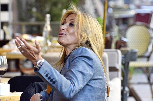 Adela Micha habla de Televisa, crisis, Trump y su despido con El País
