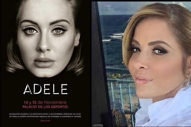 Boletos para ver a Gloria Trevi más caros que los de Adele