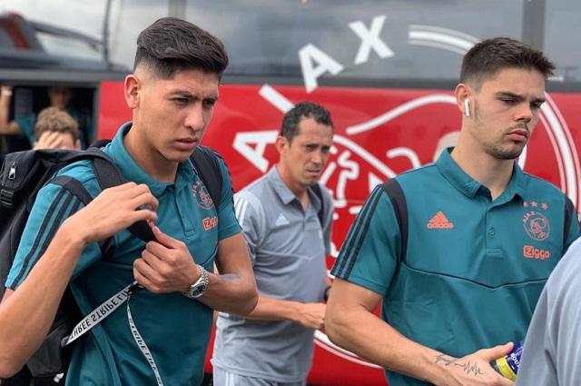 Edson Álvarez podría debutar en Champions