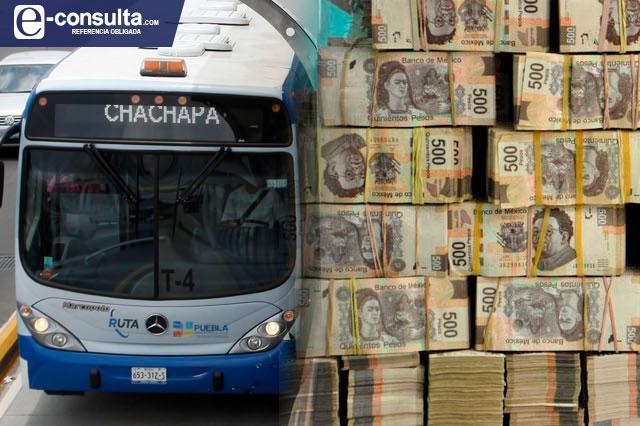 Reclaman deuda de 140 mdp ex operadores de línea 1 de RUTA