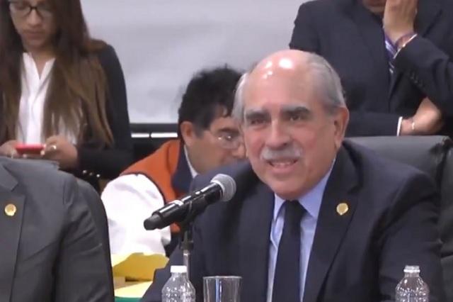 Asegura Pablo Gómez que memorándum de AMLO no viola la ley
