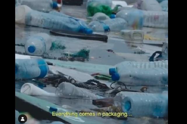 Adidas lucha contra la contaminación de los océanos