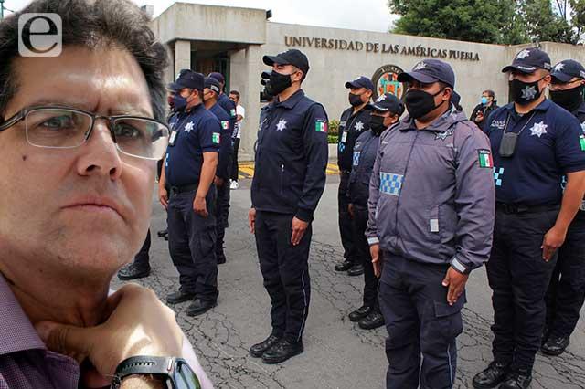 Ordenan liberar UDLAP y echan a patronato que puso a Ríos Piter