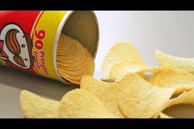 Despídete: Pringles desaparecerá su tradicional envase cilíndrico