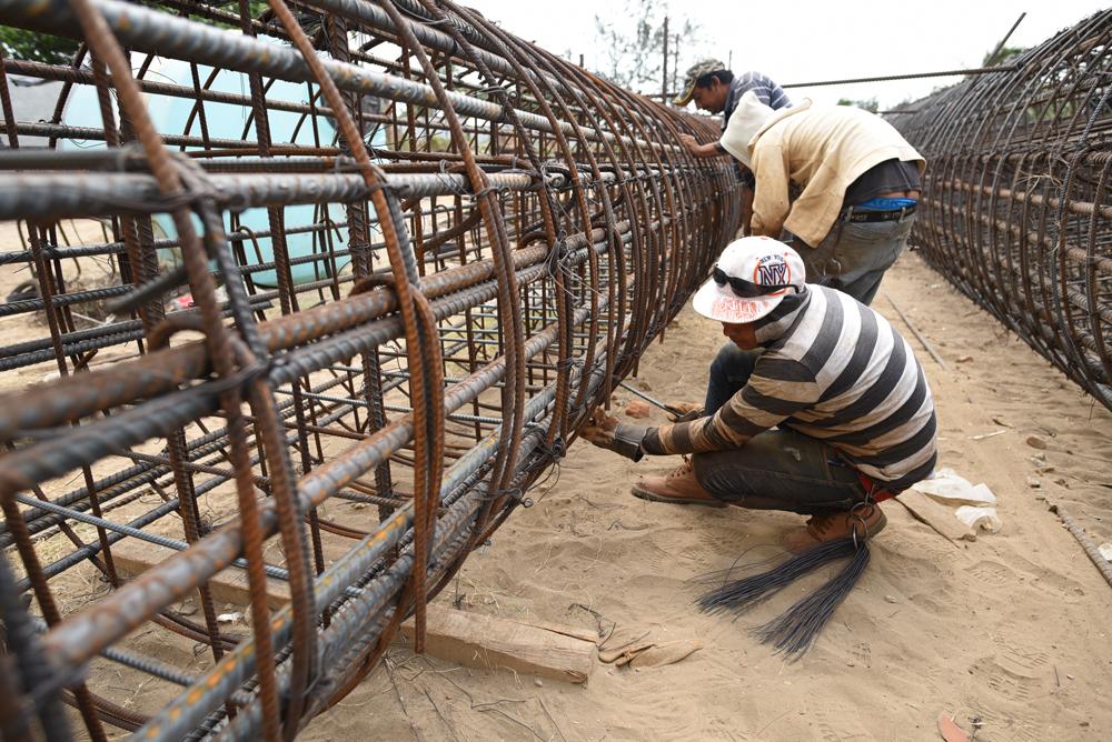 Creció 4.7 % empleo en sector de la construcción, en octubre: INEGI