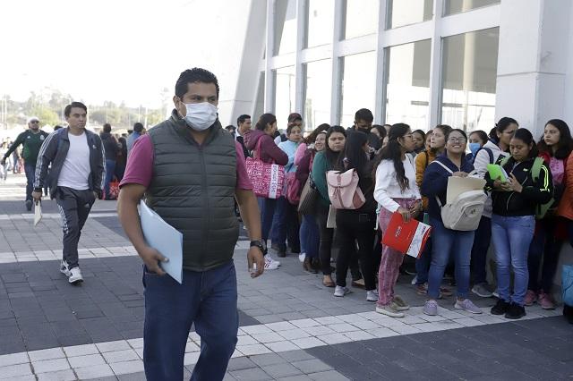 Abren periodo para cambio de adscripción de maestros en Puebla