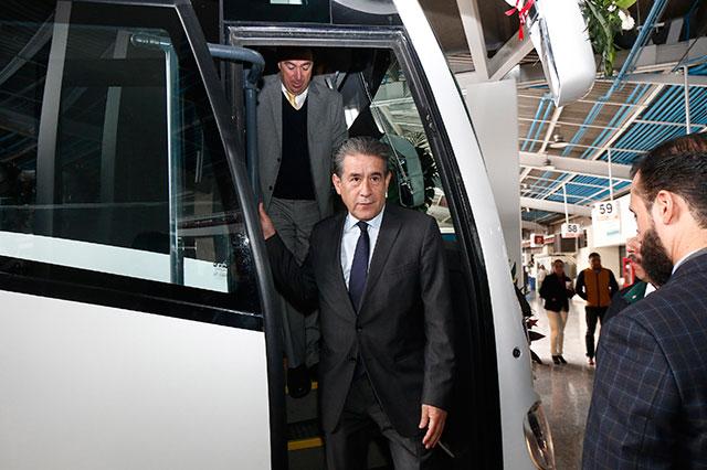 Invierte ADO 150 mdp para 52 autobuses de la ruta a ...