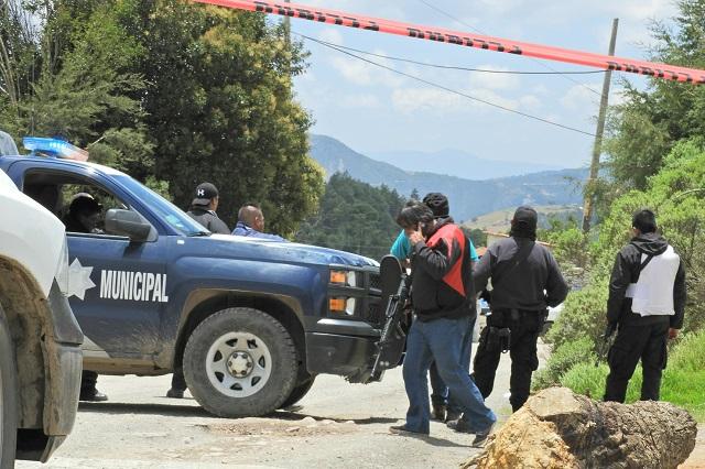 Chocan Los Rojos y autodefensas en Jolalpan; hay 3 muertos
