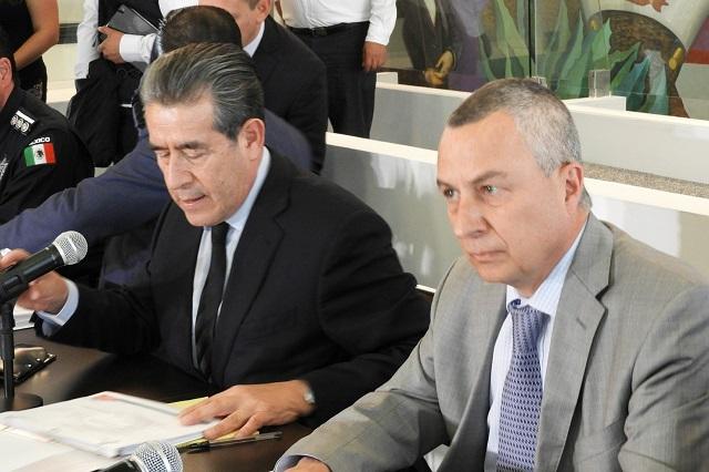 FGE espera declare Héctor Montiel para establecer móvil del atentado