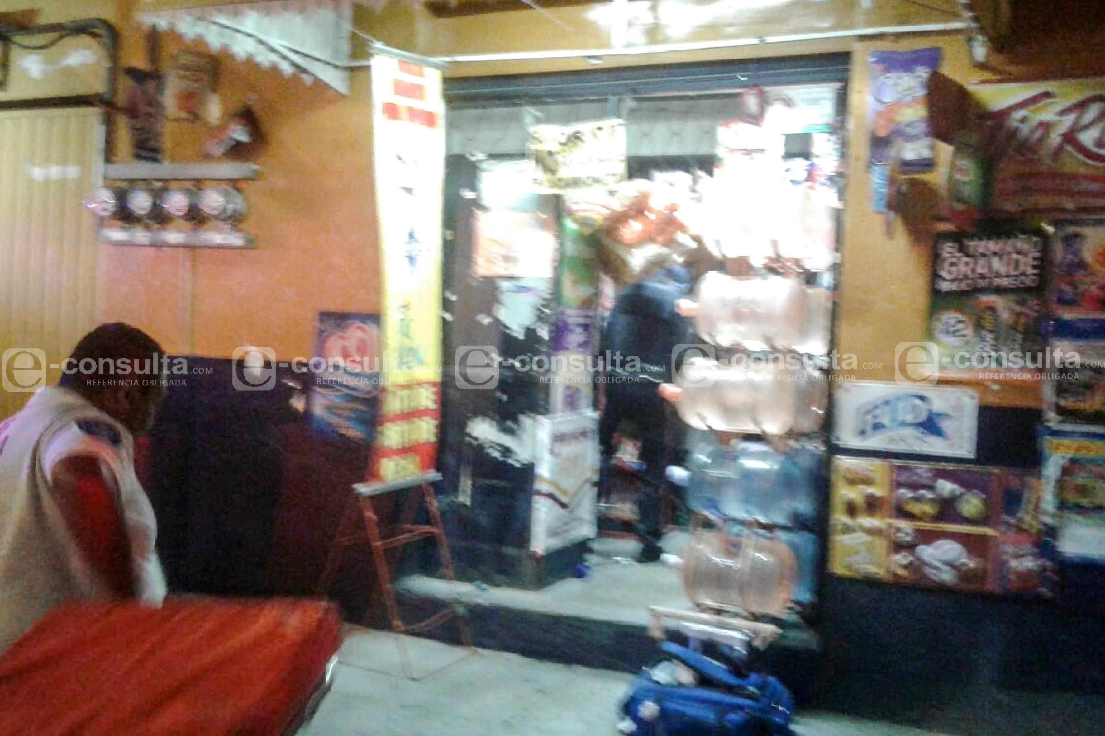 Ladrones le disparan en el glúteo por resistirse a un asalto en Puebla