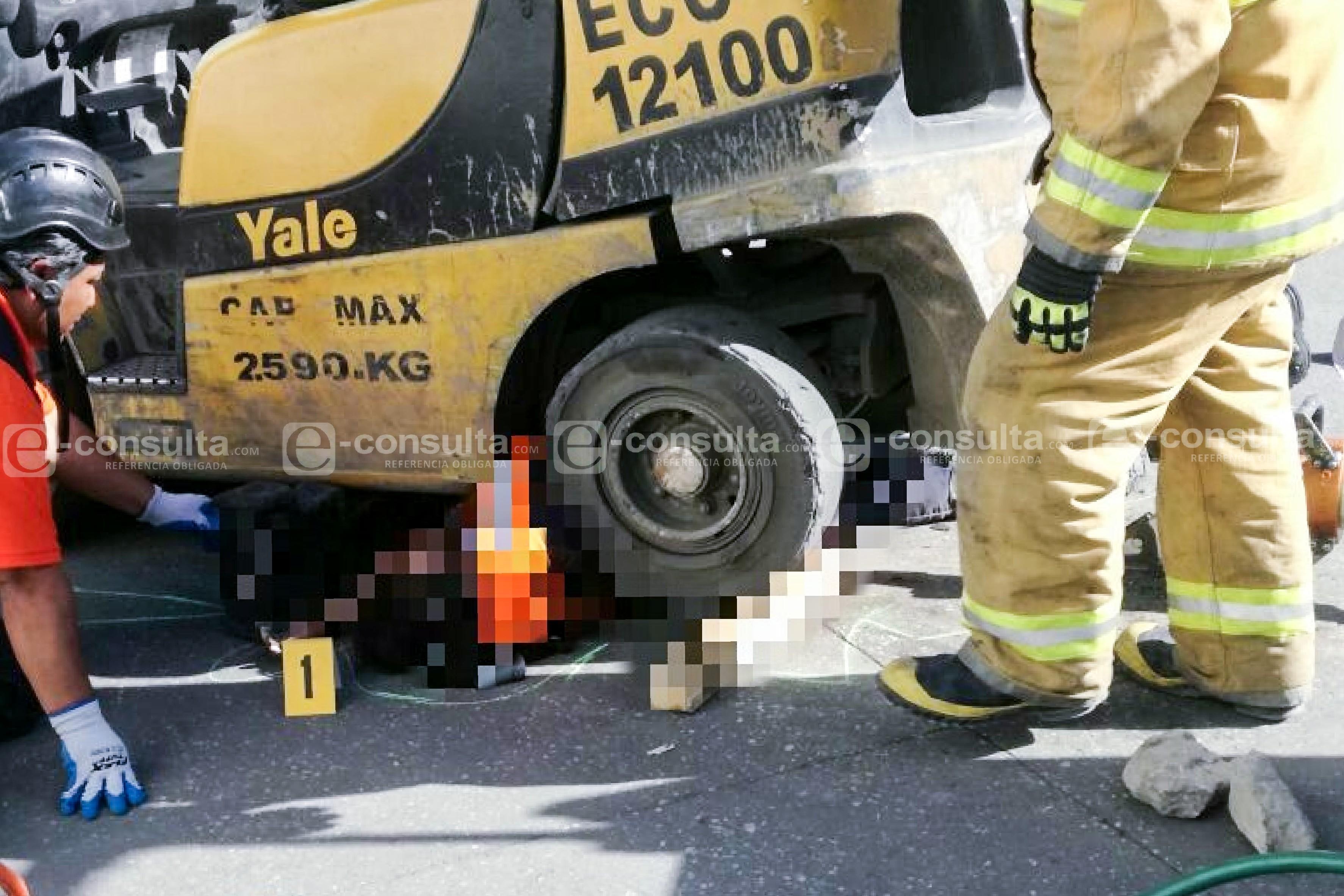 Muere trabajadora de Benteler atropellada por montacargas