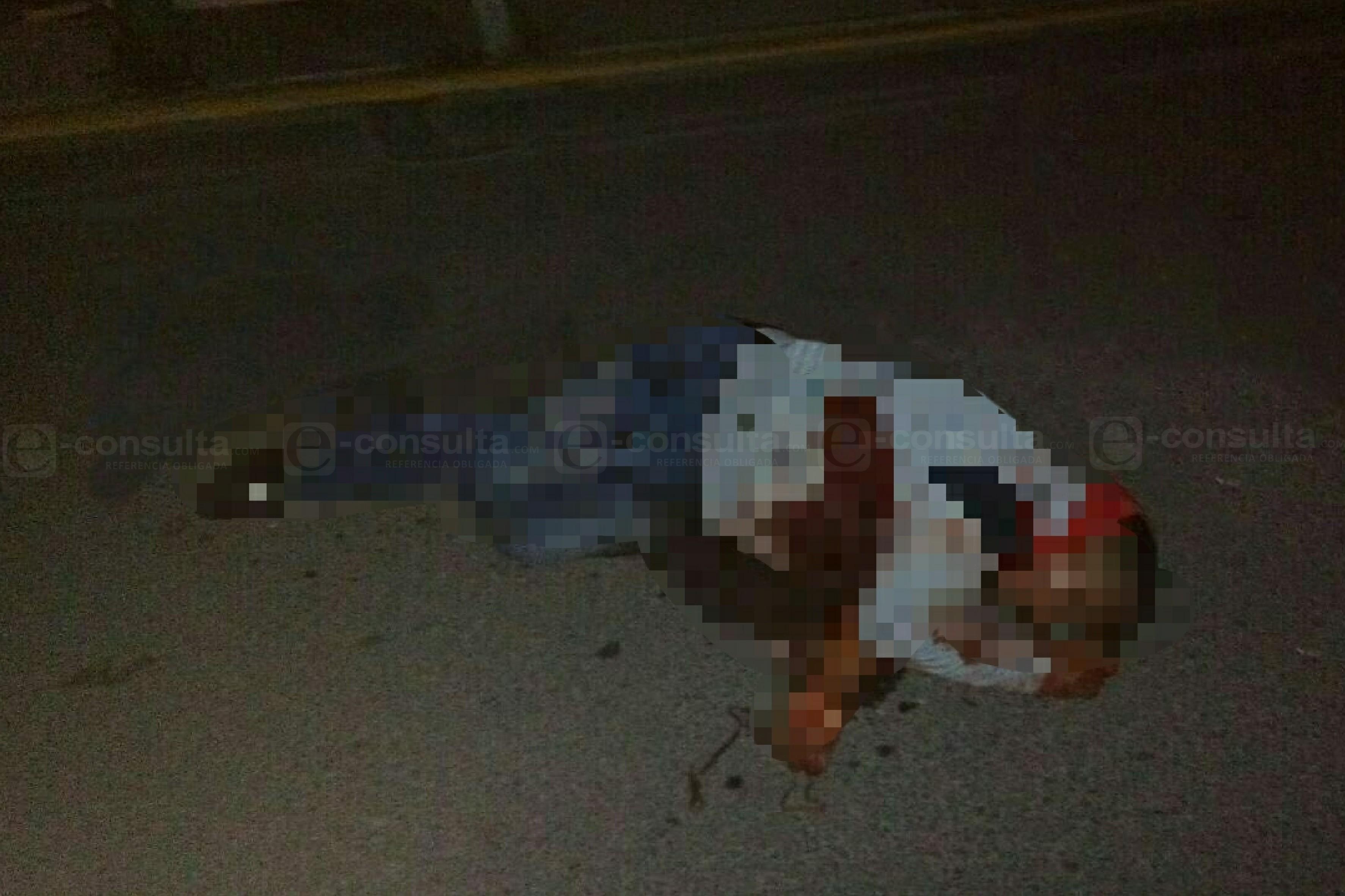 Matan a taxista de 9 puñaladas en Tehuacán
