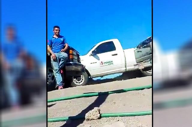 Pemex presenta denuncia ante el MP en Sinaloa