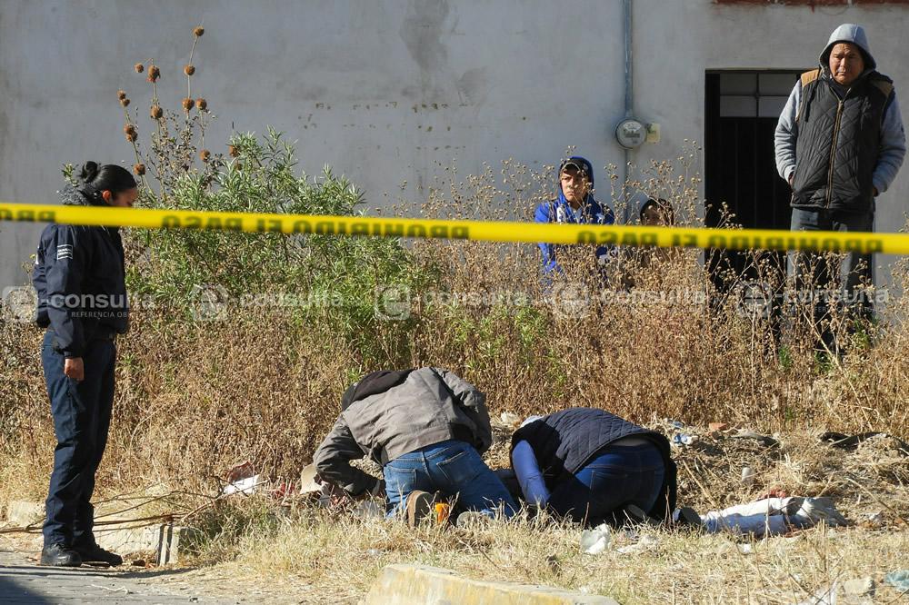 Lo matan durante una riña de  borrachos, en Tonantzintla