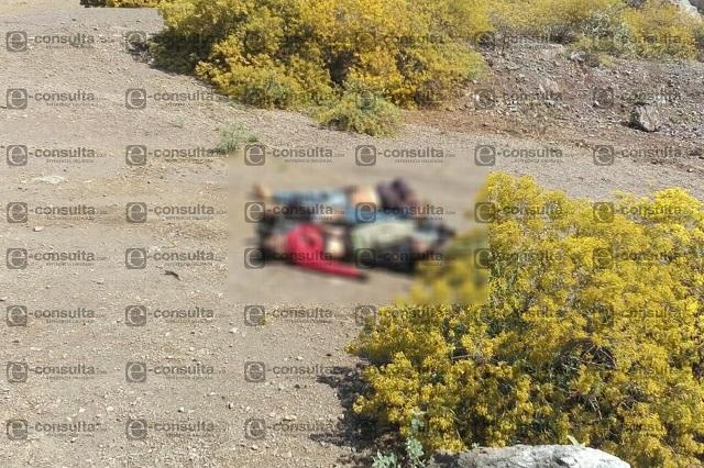 Arrojan en Atzizintla cuerpos de 5 jóvenes torturados y ejecutados