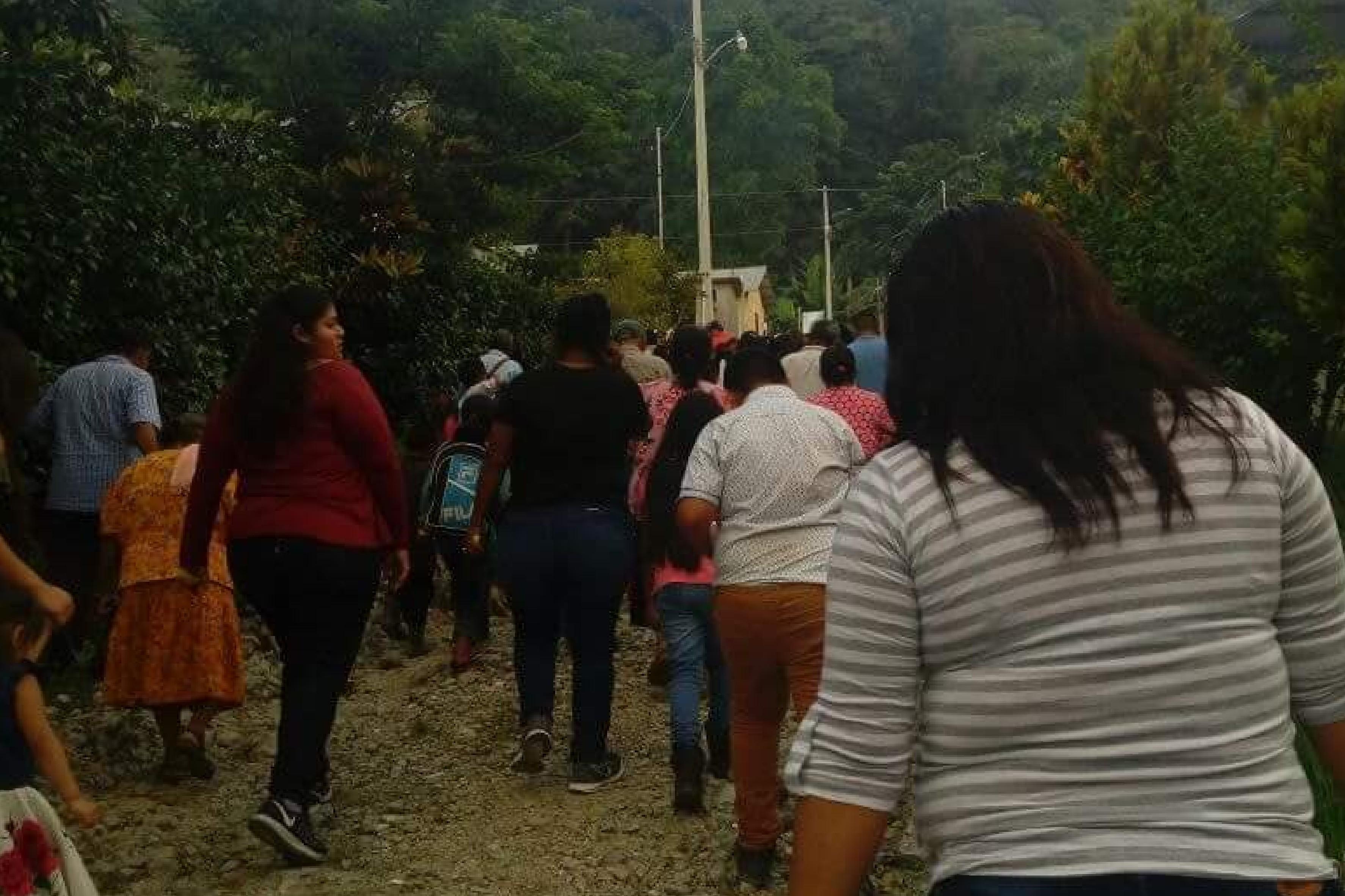 Sepultan en Oaxaca a empleada del Coco Pizza asesinada en Puebla