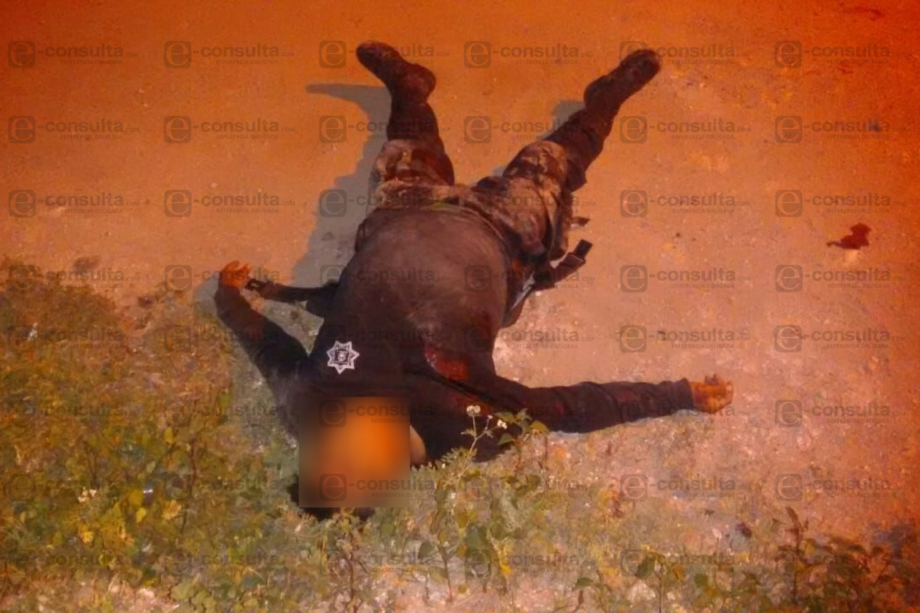 Con armas AK-47 matan a tres policías de Huehuetlán El Grande