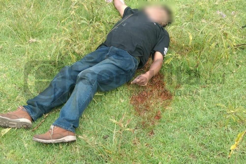 Fauna devora cadáver de un hombre desaparecido en Tlalancaleca