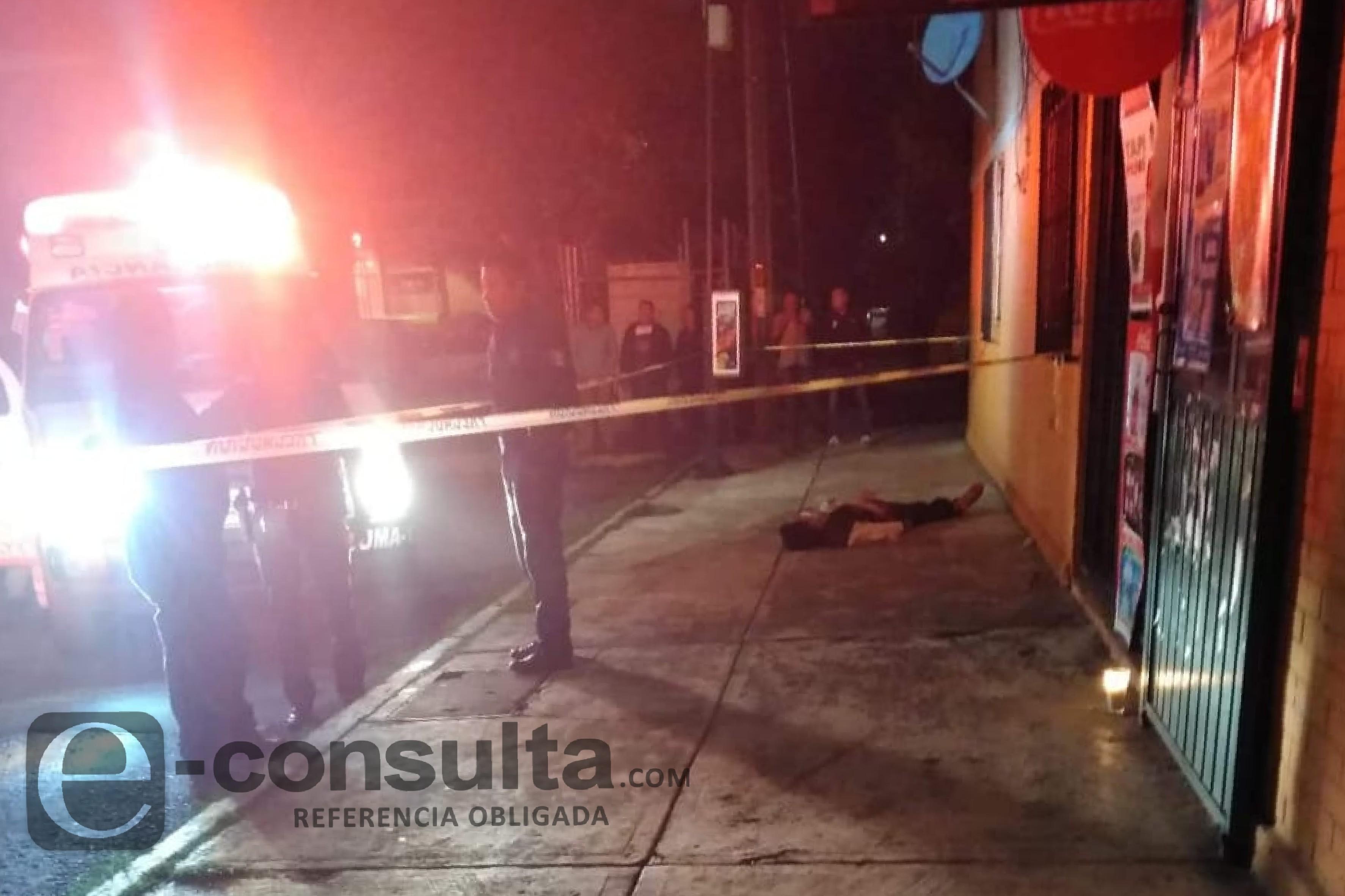 Se infarta vecino de Agua Santa durante presunto asalto