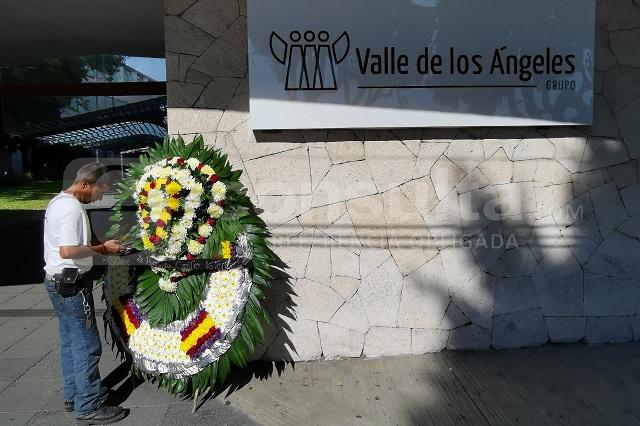 Velan en Puebla a escolta de Harfuch abatido en atentado