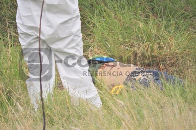 Aparece otro ejecutado con cabeza encintada frente al Cuauhtémoc