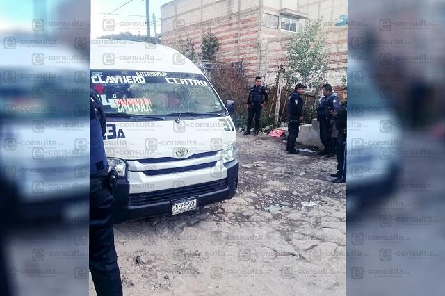 Video: Así ejecutaron a chofer de la ruta 23-A en Clavijero