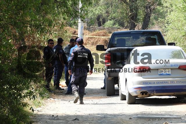 Matan a mujer al resistirse al robo de su vehículo, en Nopalucan