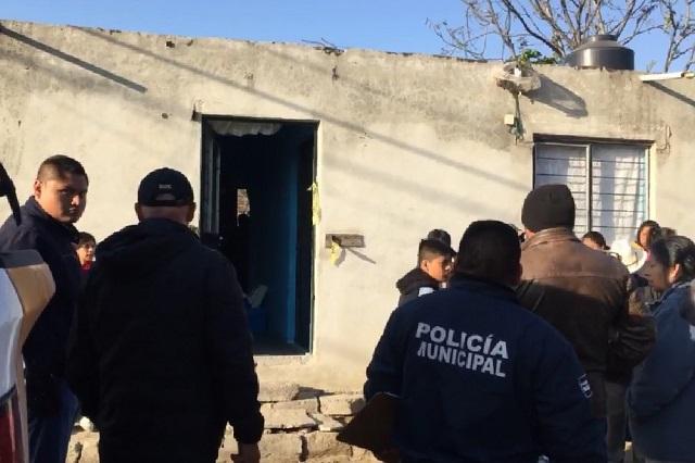 Matan a lechero a la puerta de su casa en Atlixco