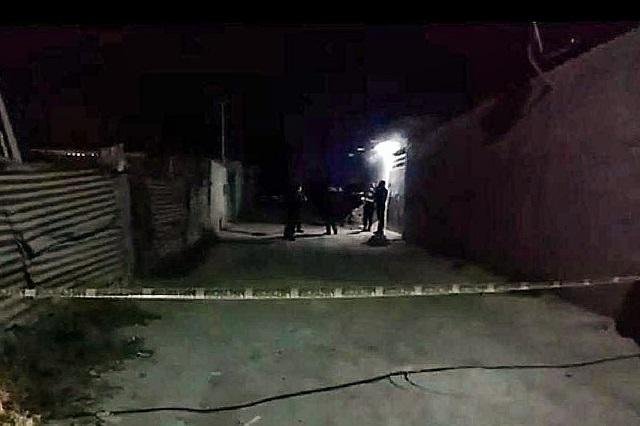 Asesinan a balazos a madre e hija en Santiago Miahuatlán