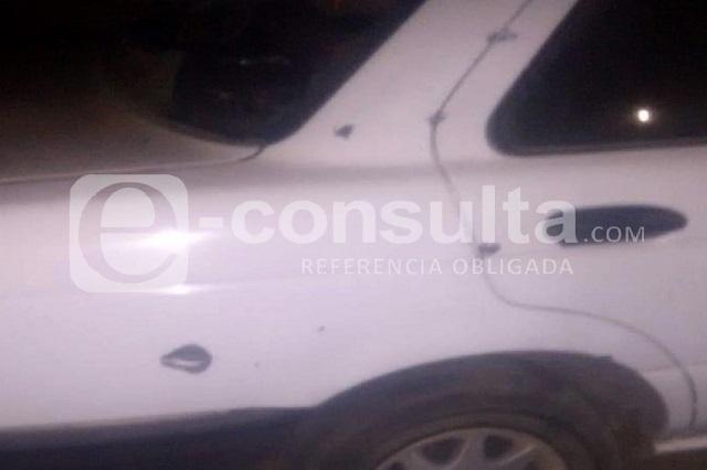 Balean a empleados de rancho en Ciudad Serdán; uno murió