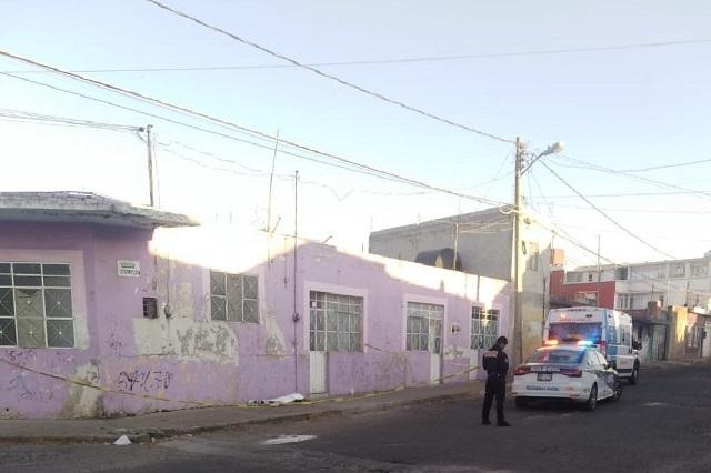 Mujer fallece en calles de la 20 de Noviembre, en Puebla