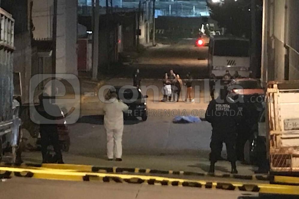 Policía abate a vecino de Xochimehuacán en supuesto enfrentamiento