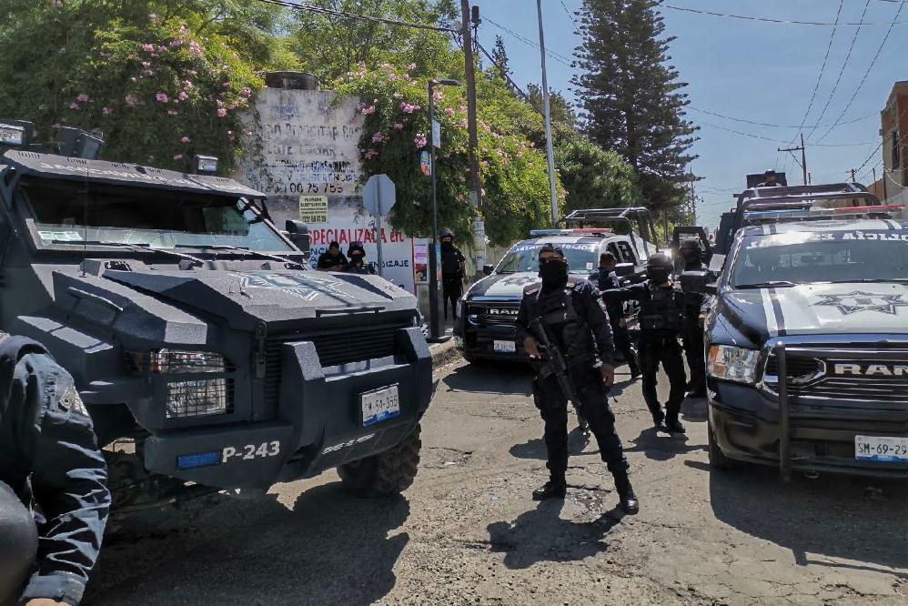 SSP asume seguridad y releva a 48 policías de Venustiano Carranza