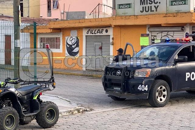 Matan a empresario y hieren a su hijo por asalto en Cholula