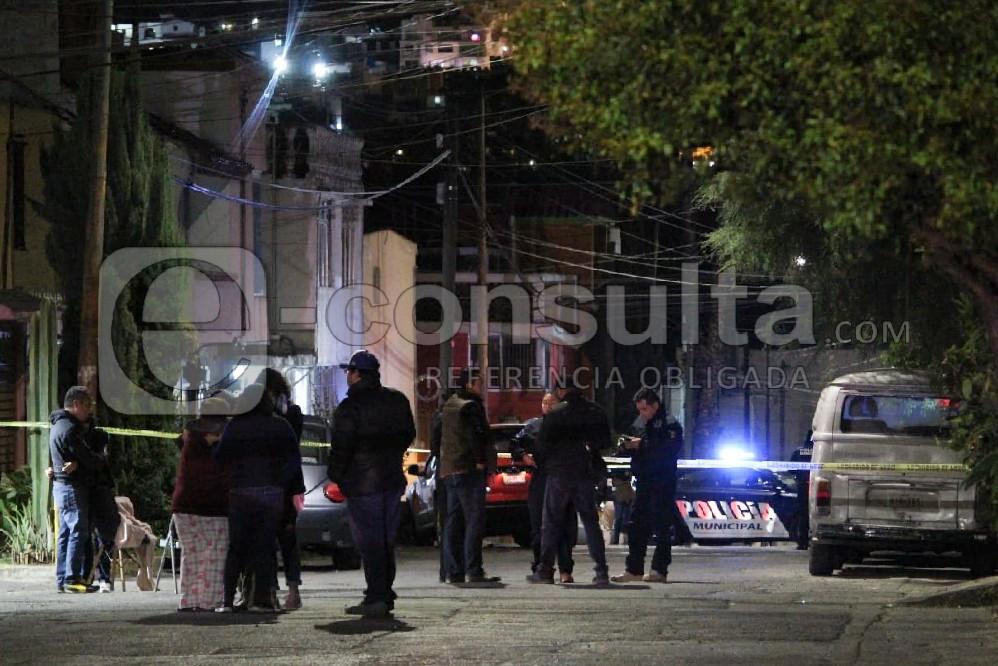 Bala perdida mata a vecino en Villa Las Flores