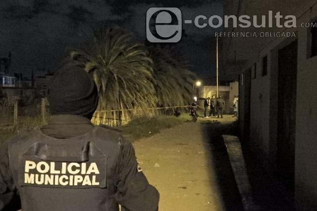 Perros hallan osamenta en la colonia Santa Lucía