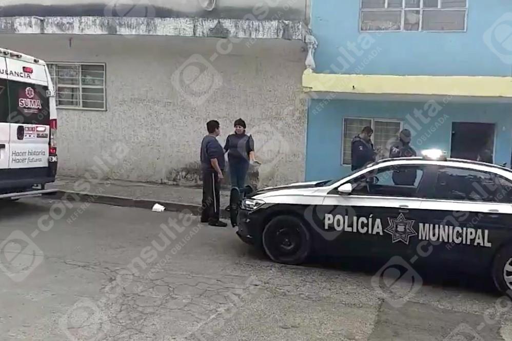 Asaltan a familia para robarles su coche en la colonia Malintzi