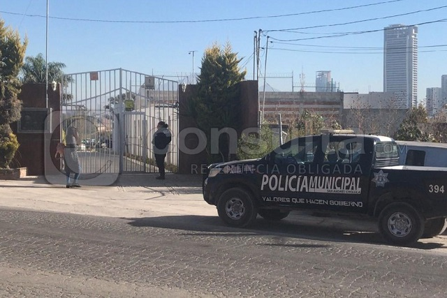 Asesinan en robo a joven en fraccionamiento de la Atlixcáyotl