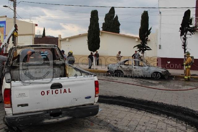 Encarcelan a 14 opositores del edil de Amozoc