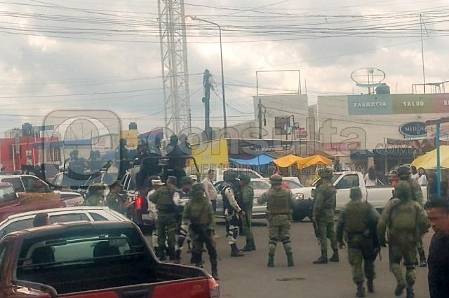 Catean el Mercado Zapata, de Puebla, en busca de piratería