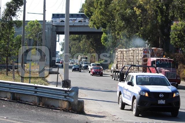 Hallan cadáver putrefacto en puente de la Vía Corta