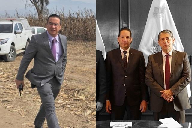 Exdelegado de FGR sustituiría a Galán Ruiz en la AEI Puebla