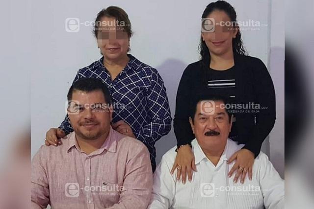 Sembraron droga a familia Wade en Puebla, acusan