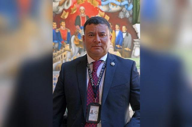Nuevo comandante en Tehuacán fue chofer de policía huachicolero