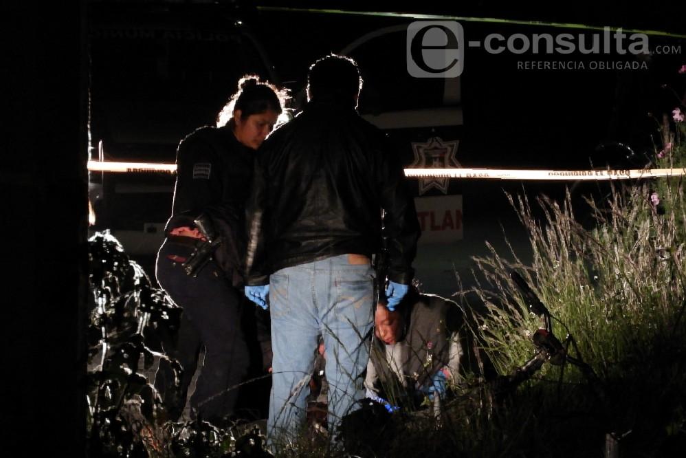 Nuevamente hallan un cadáver embolsado en La Loma