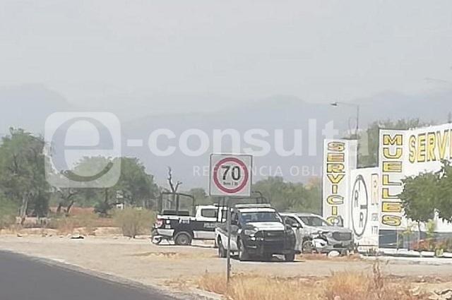 Tiroteo por asalto a empresa en Ajalpan deja 6 heridos