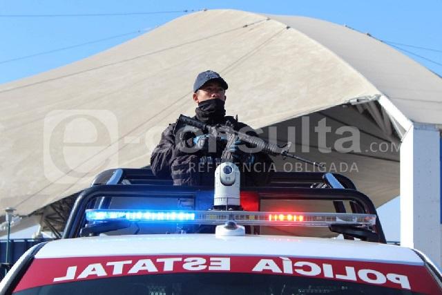 Niegan retención de policías estatales en Tianguismanalco