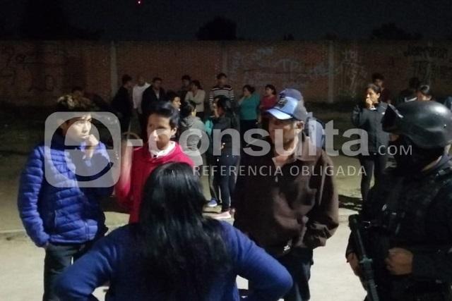 En riña familiar asesinan a niño de 6 años en Coronango