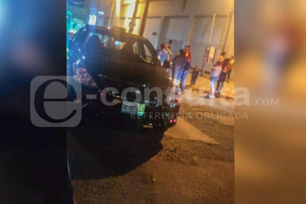 Matan a taxista en aparente riña frente a la CAPU