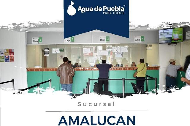 Par de sujetos asalta Agua de Puebla en Amalucan